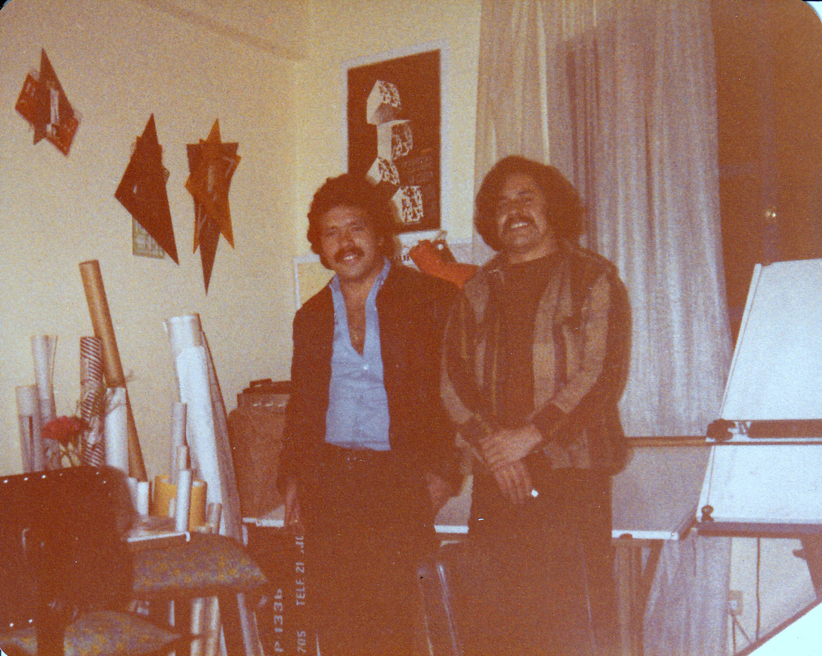 Jorge Moscoso & J. F. Bautista