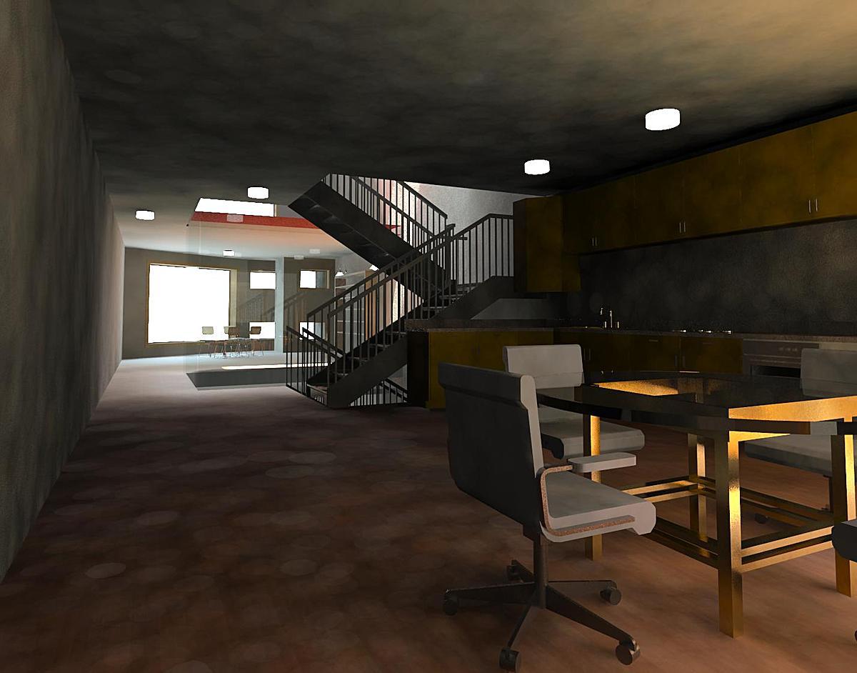 Kitchen - Interior View