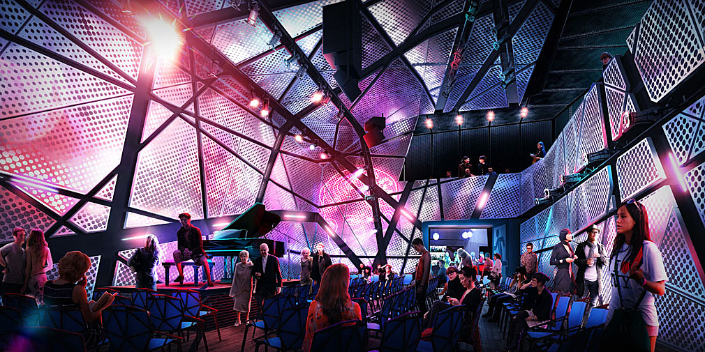 Original Music Workshop | Performance Hall