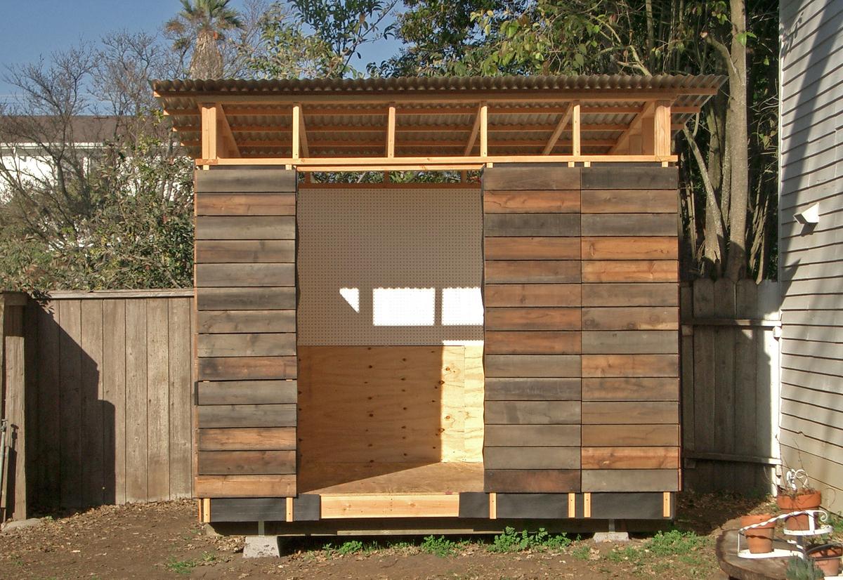 petaluma shed