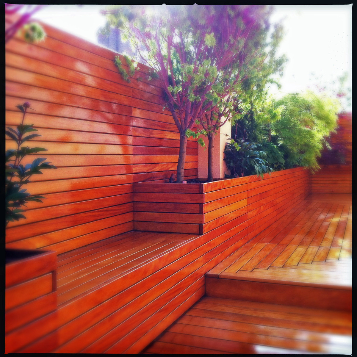 Nyc garden design rooftop zen garden for yoga studio for Garden design jobs nyc