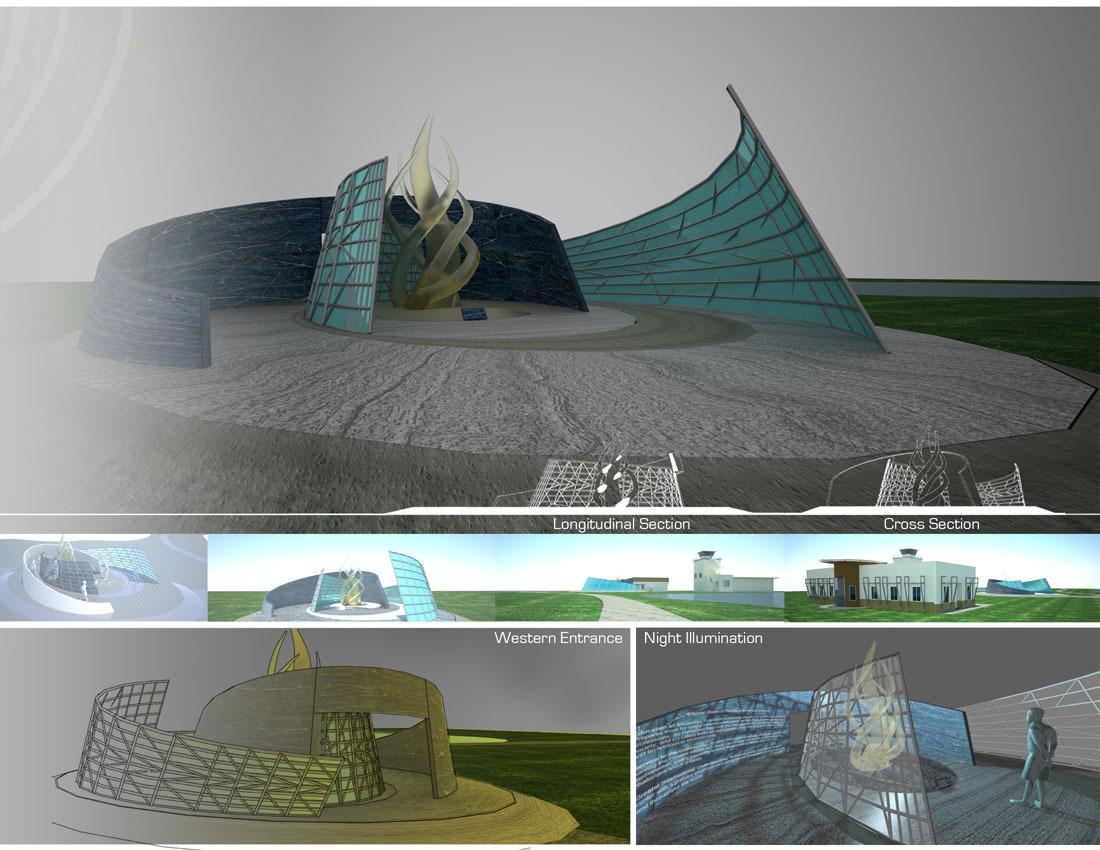 FIU 'Origins' Memorial