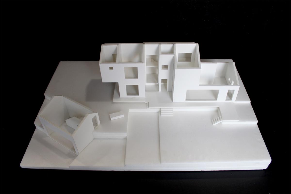 Model study 1