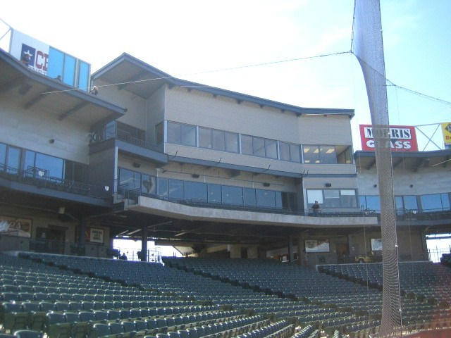 Press Level Addition & New Club Seating