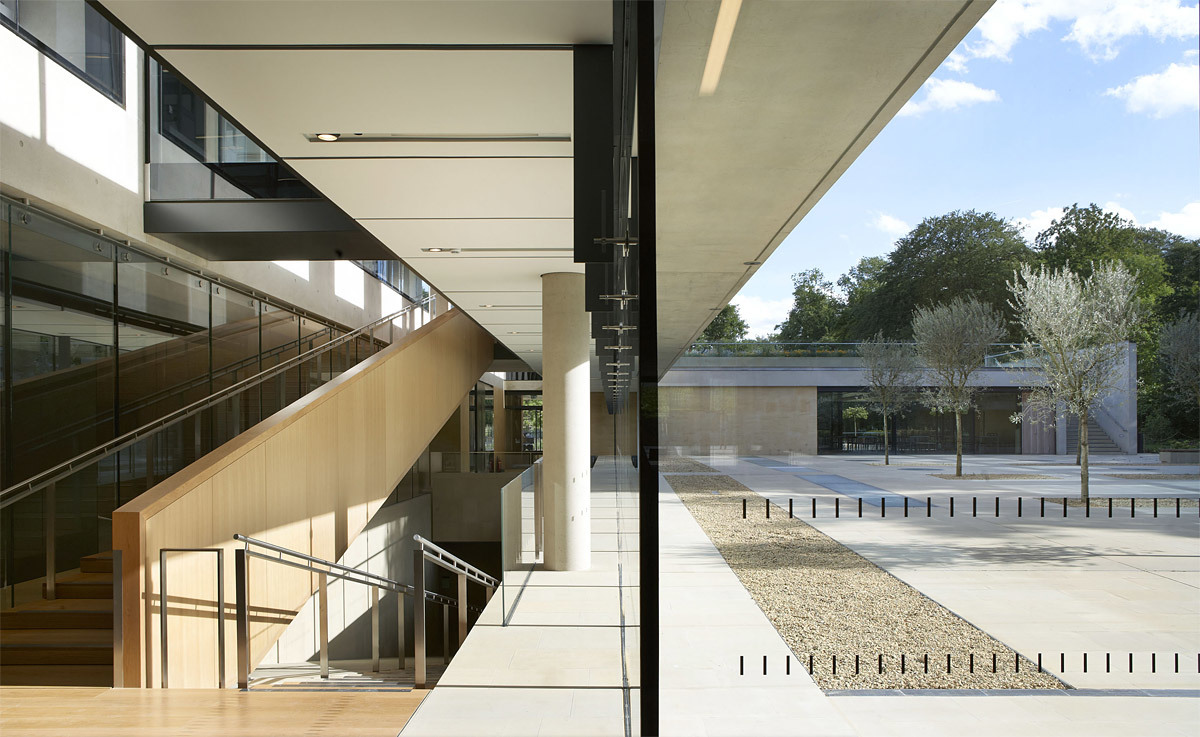 Sainsbury Laboratory, Cambridge by Stanton Williams (Photo: Hufton+Crow)