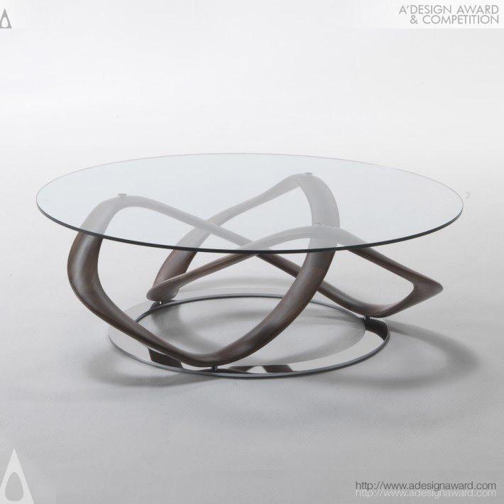 Infinity Coffee Table by Stefano Bigi