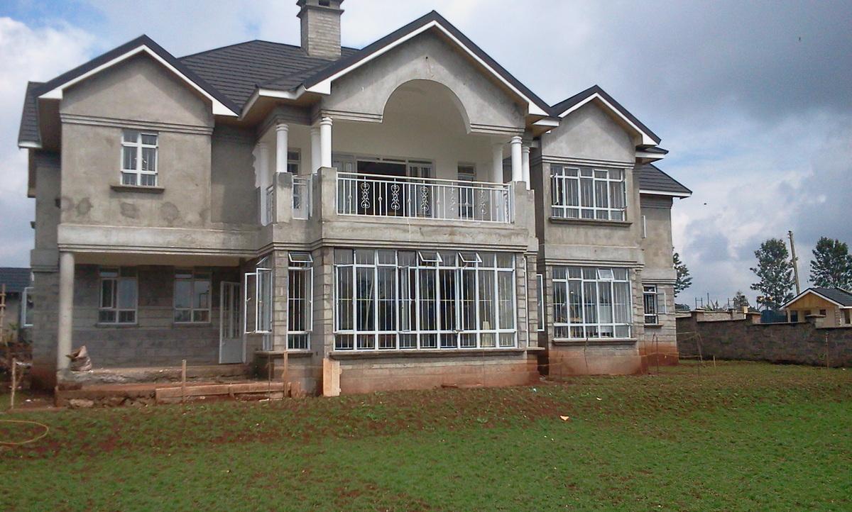 Residential House Completed Membley Ruiru Kenya