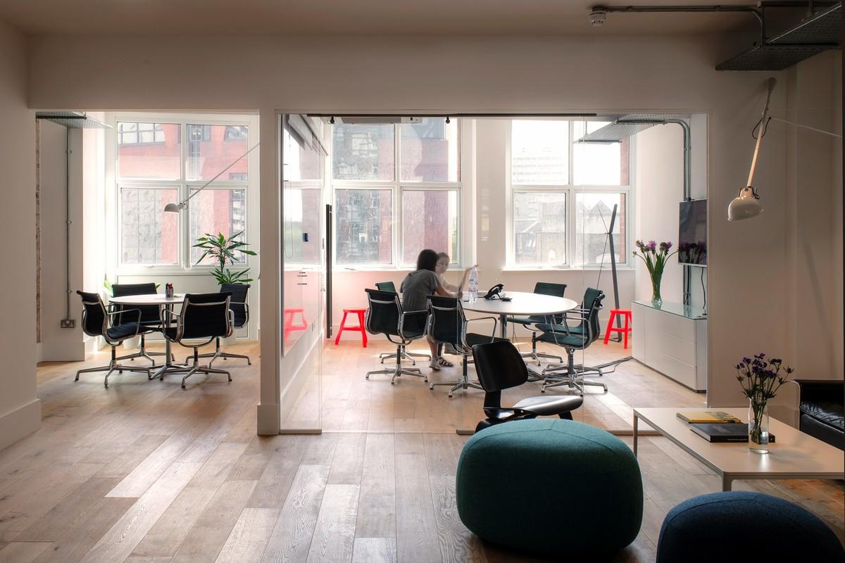 Eight Inc. London office