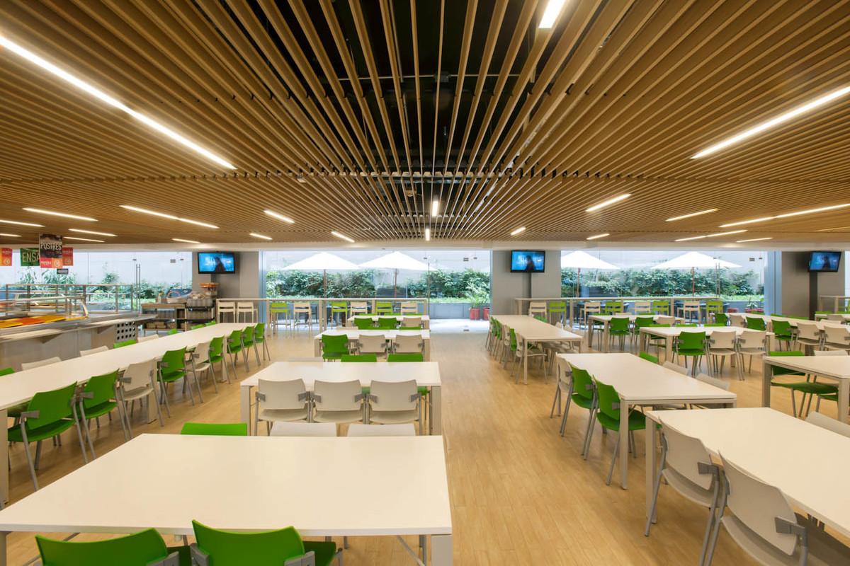 Siemens Corporation Hunter Douglas Architectural Archinect