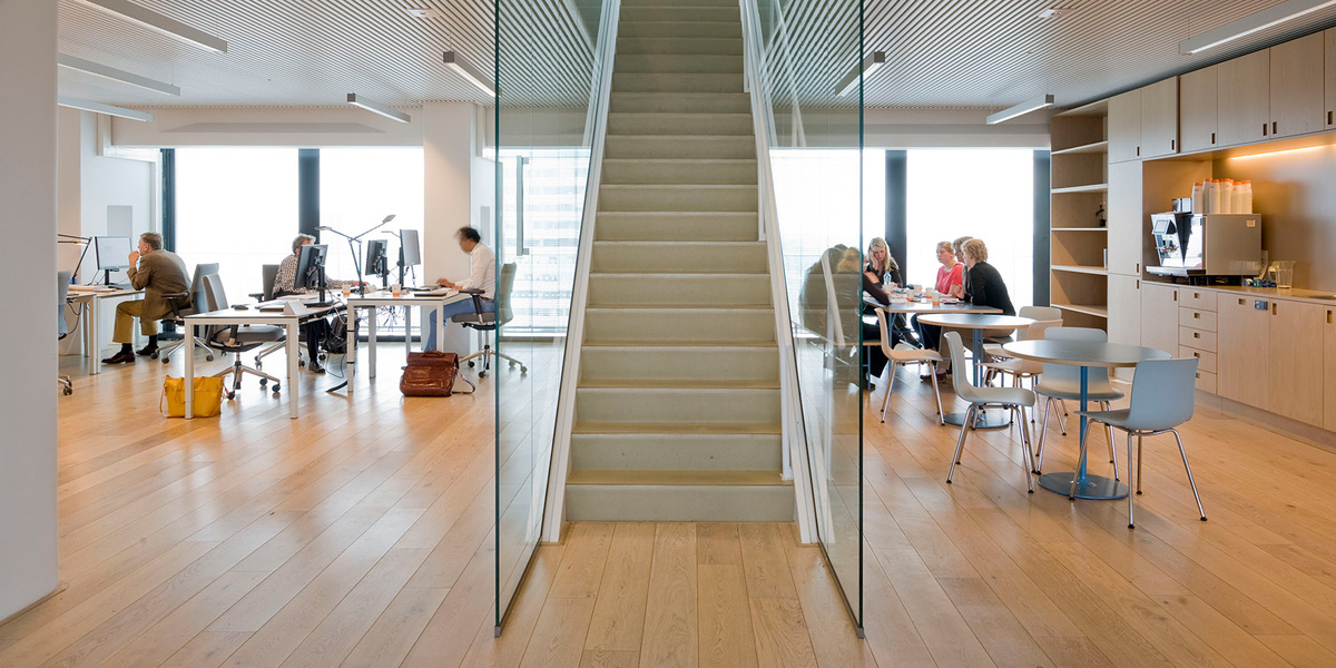 Ns stations by nl architects news archinect for Office design events
