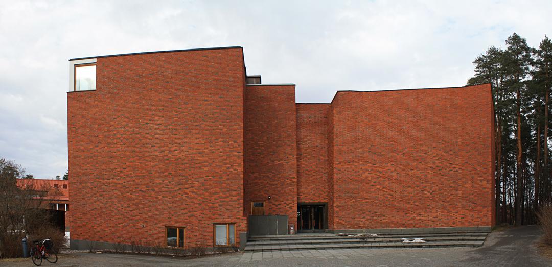 Panorama of the Jyväskylä University