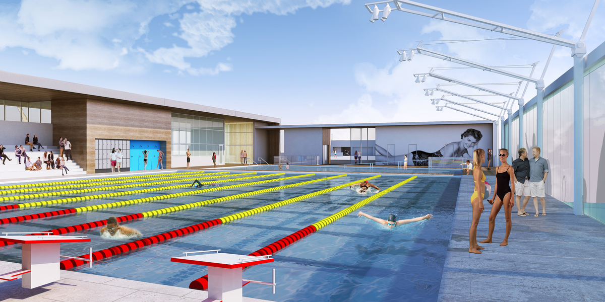 West Hollywood Aquatics And Recreation Center Lpa Inc
