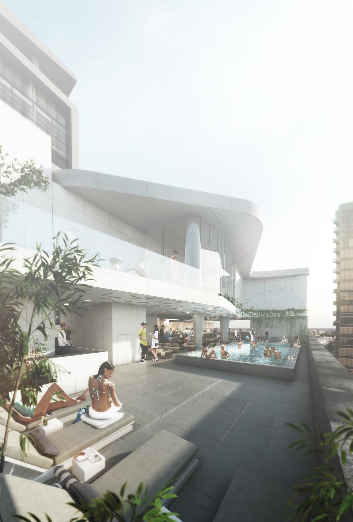 Hotel No. 1. Image Credit: Mode Machine.