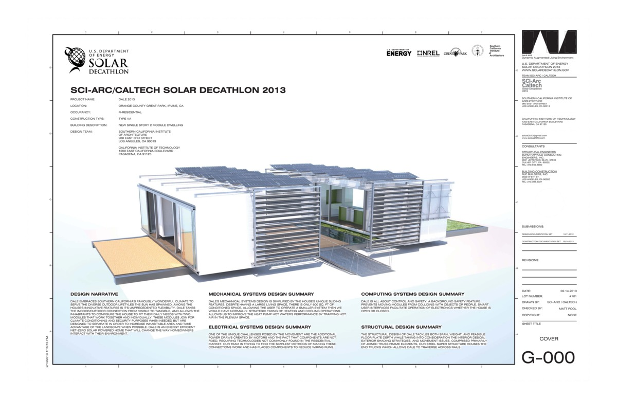 Construction Documents Submitted