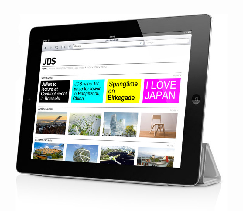 New JDS Website