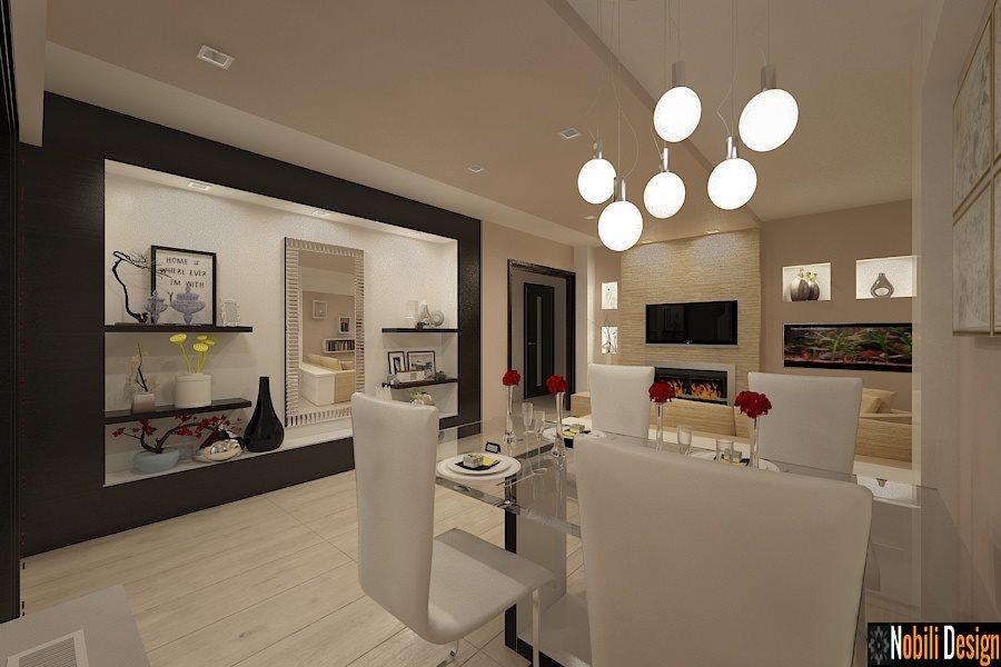 Design interior apartament modern amenajari interioare 3d nobili interior design archinect - Design interior apartamente ...