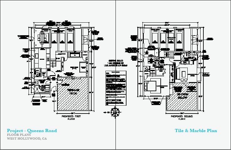 Tile&Marble Plan