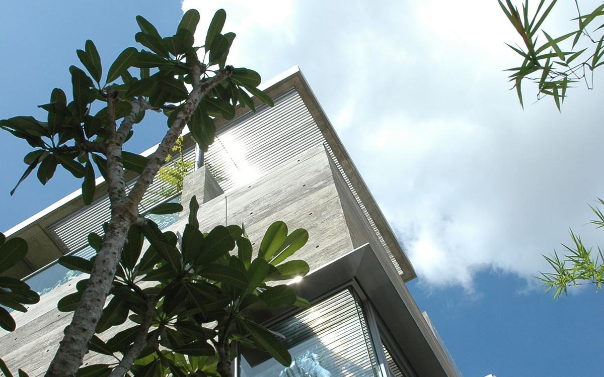 SUNSET VALE HOUSE WOW Architects Warner Wong Design