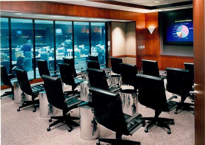 Executive Briefing Room
