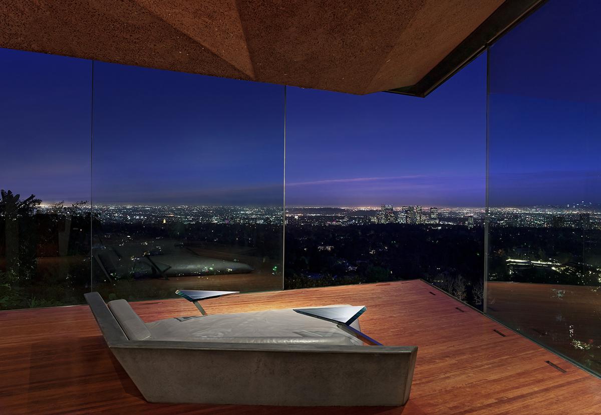 Sheats goldstein house by john lautner jeff green for Modern home decor los angeles
