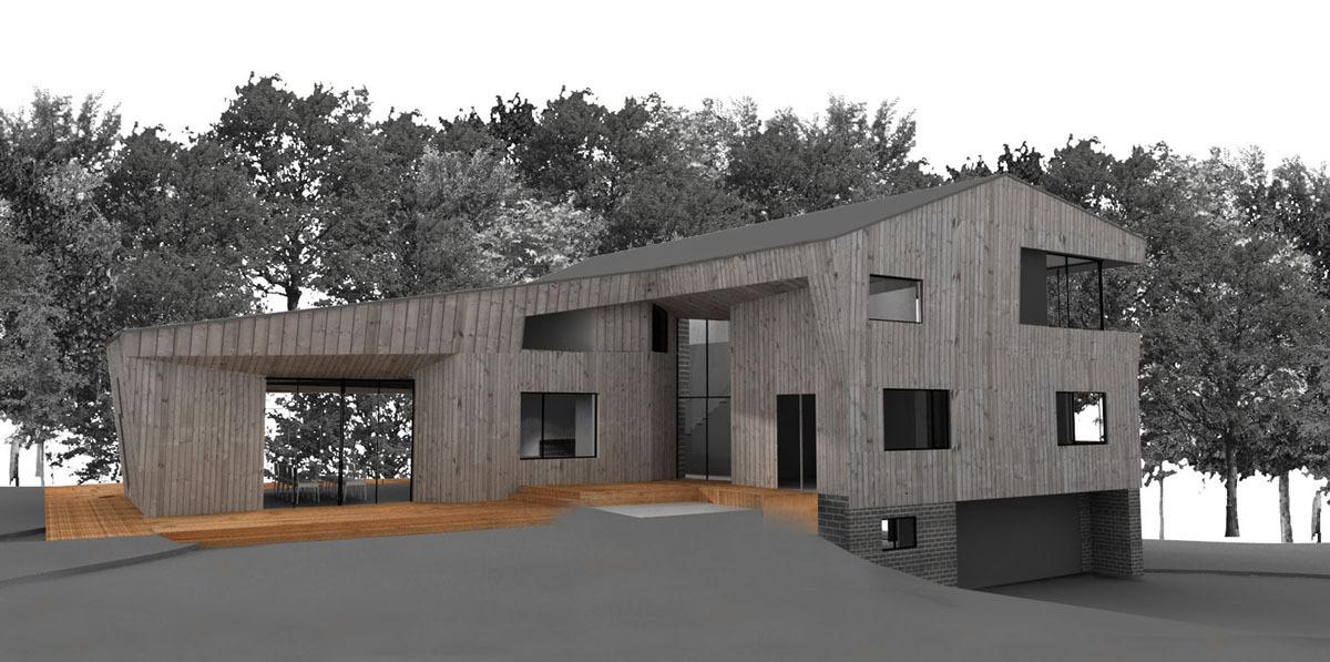 Dreiss Ropp Residence Conceptual Image (Image: su11)