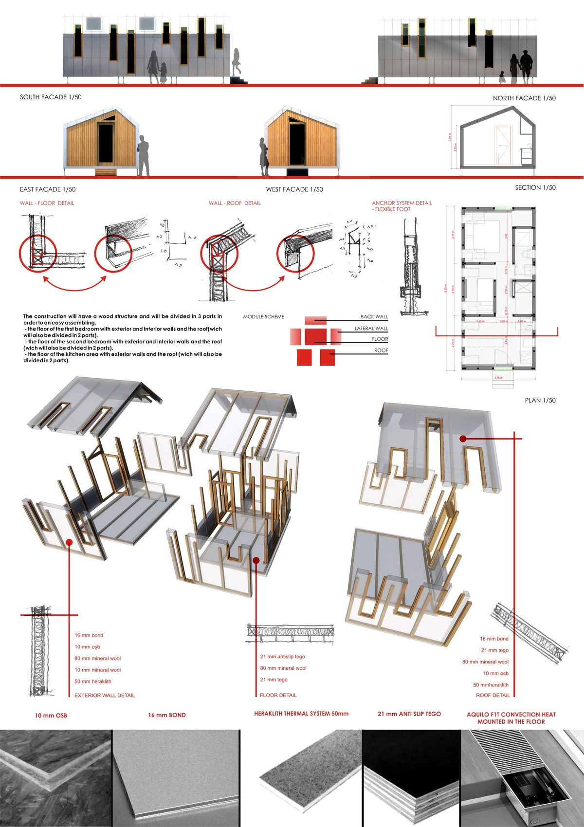 Temporary housing nita costin archinect for House project online