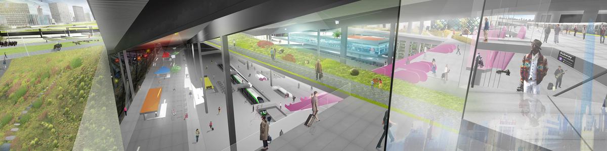 2052 - Intermodal Station