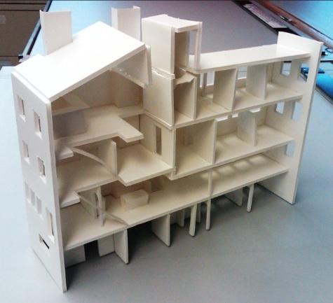 Foam Core Model