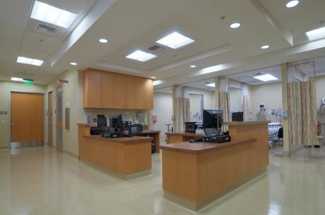 Endoscopy Hoag Hospital Rula Mekhael Archinect
