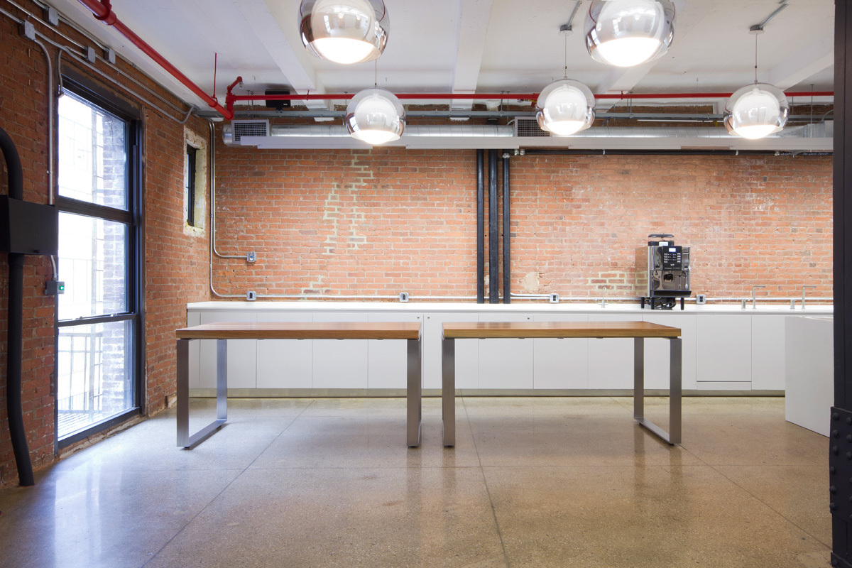 VERVE for Grimshaw Architects Office