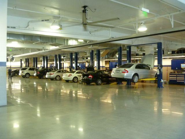 Calstar Motors Mercedes Benz Automotive Dealership