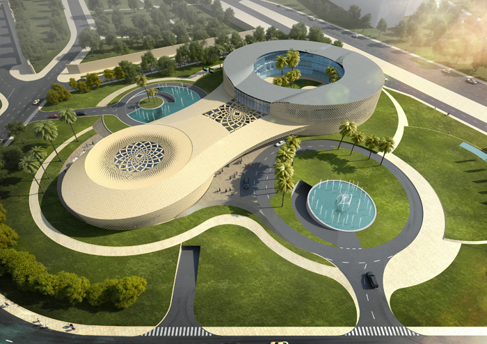 Abu Dhabi Urban Planning Council / S&P architects
