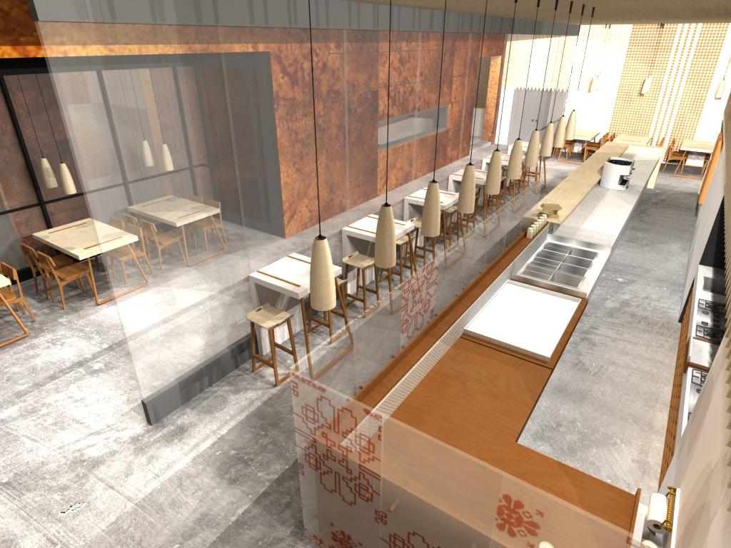 Pierogarnia - restaurant interior
