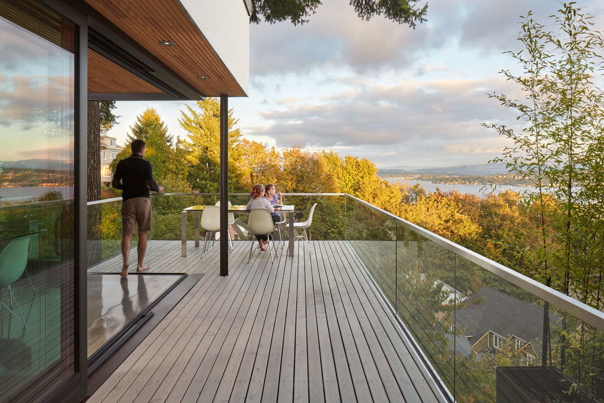 Madrona House. Photograph by Andrew Pogue.