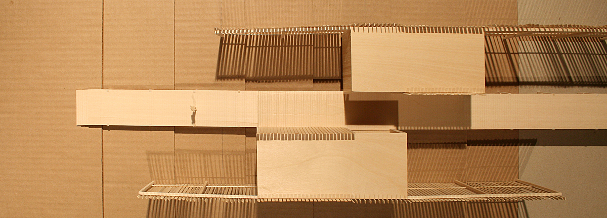 Physical Model 1/4