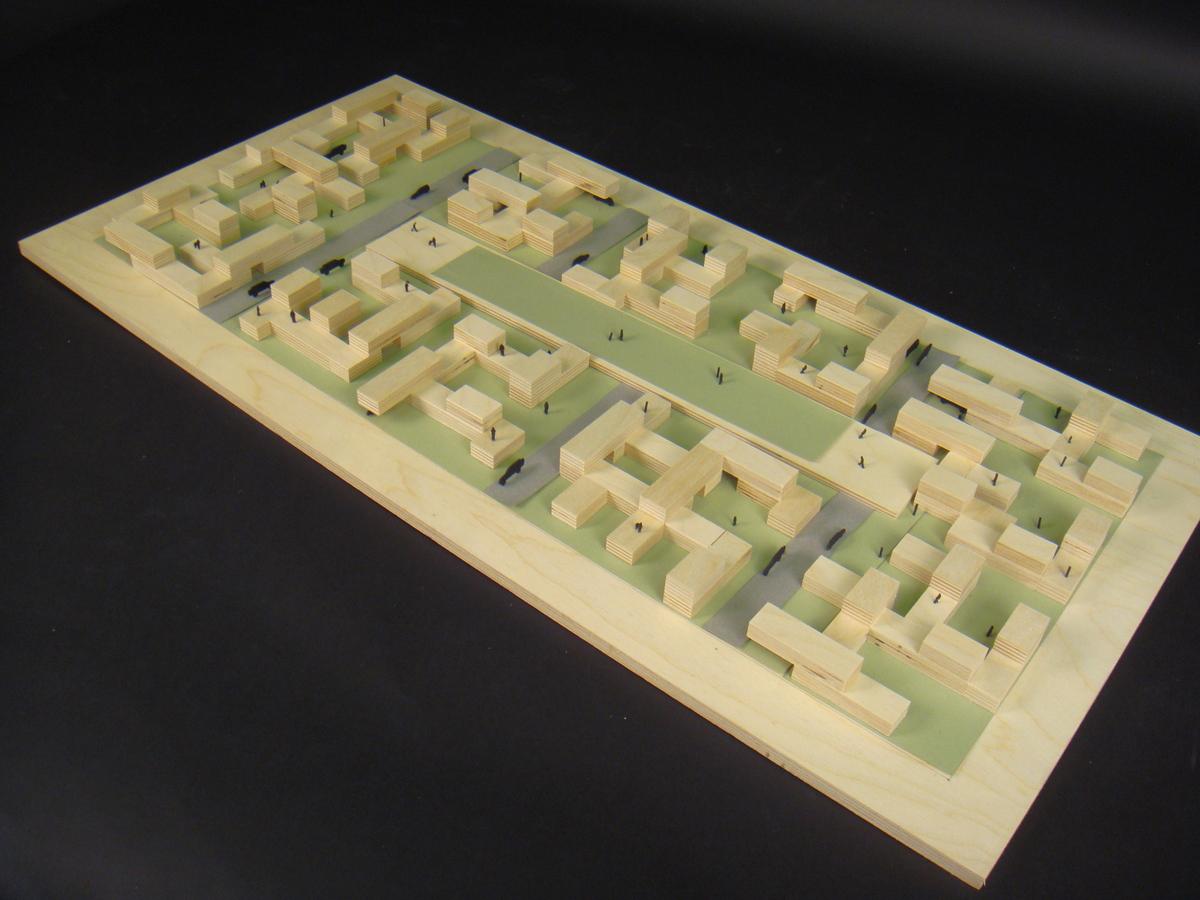 block model