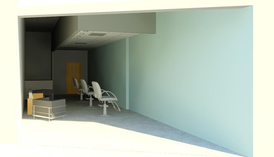 Rendering with just Daylight