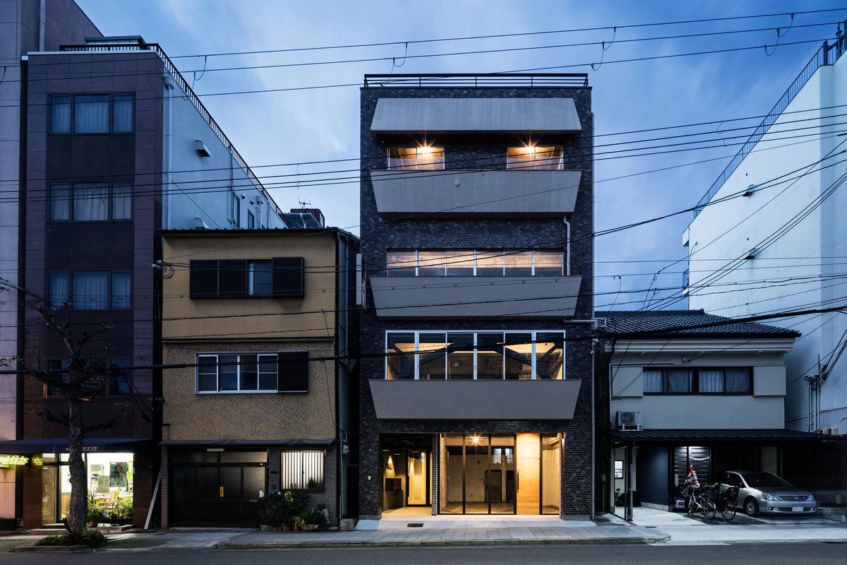 Yoshihiro YamamotoProfile Edit OptionsOkayama BuildingShizukaCafe Franz KafkaKigaeruKakkoHouse for AyaNakaniwa EngawaHikizanDanchiUtakata
