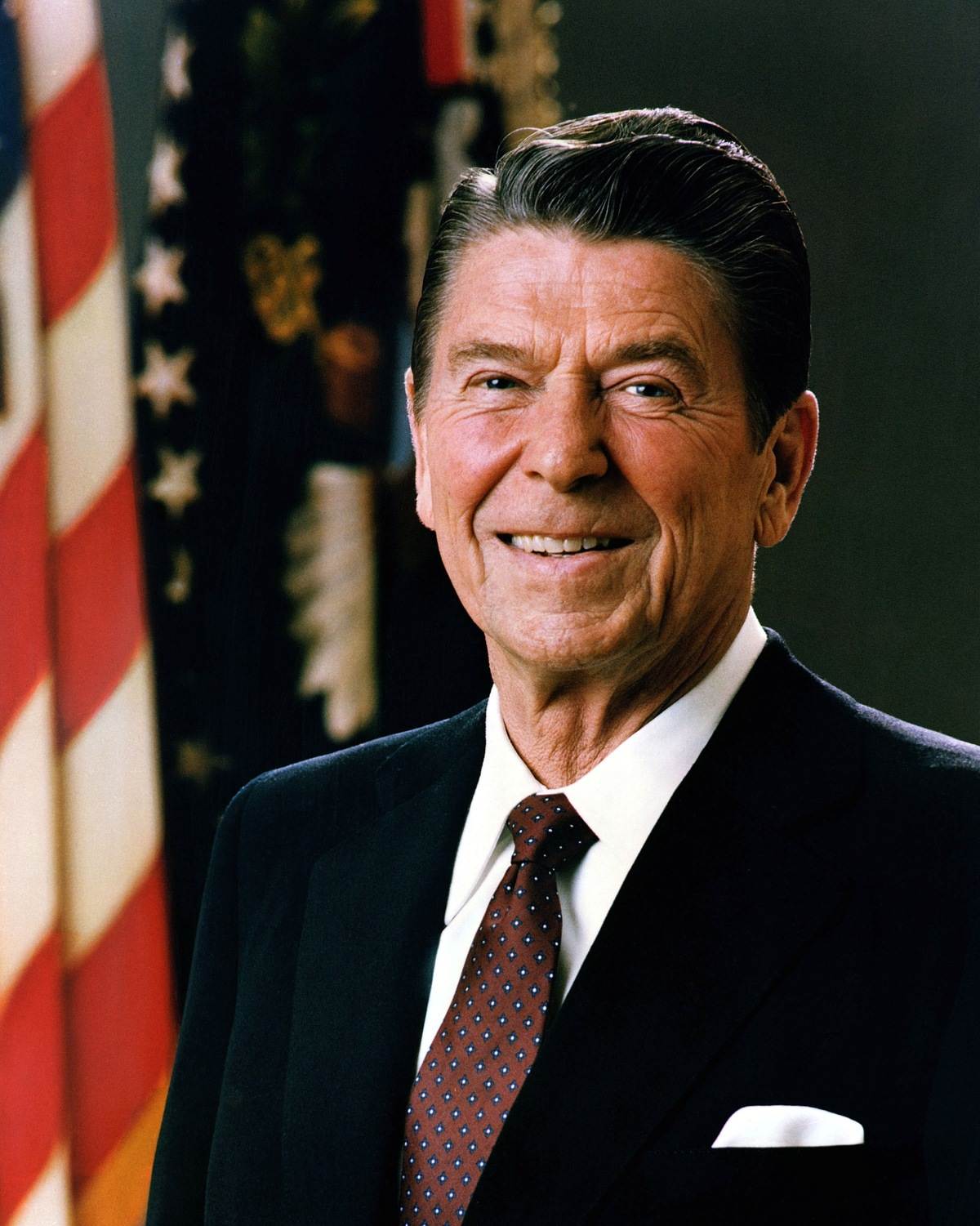 The Middle Class didn't do it alone: According to Wikipedia, President Reagan was known for