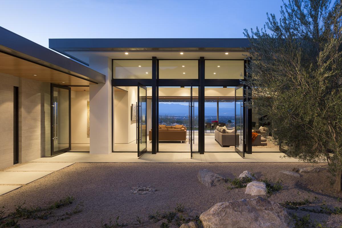 Rockcrest schmidt architecture archinect - Architecture moderne residentielle schmidt lepper ...