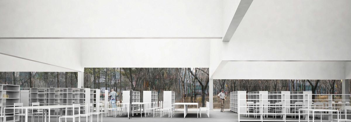 Interior rendering (Image: Gorka Blas)