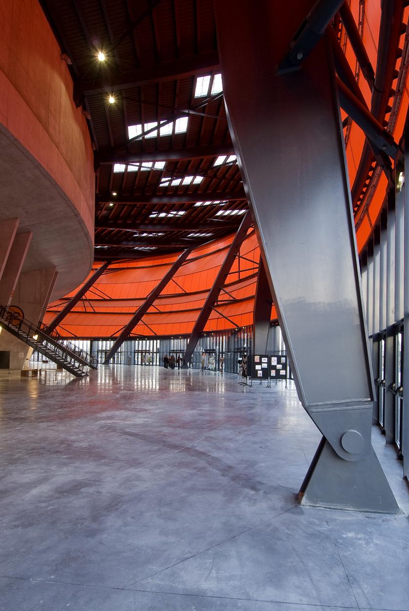 zenith music hall strasbourg france studio fuksas. Black Bedroom Furniture Sets. Home Design Ideas