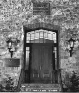 Exterior of School House