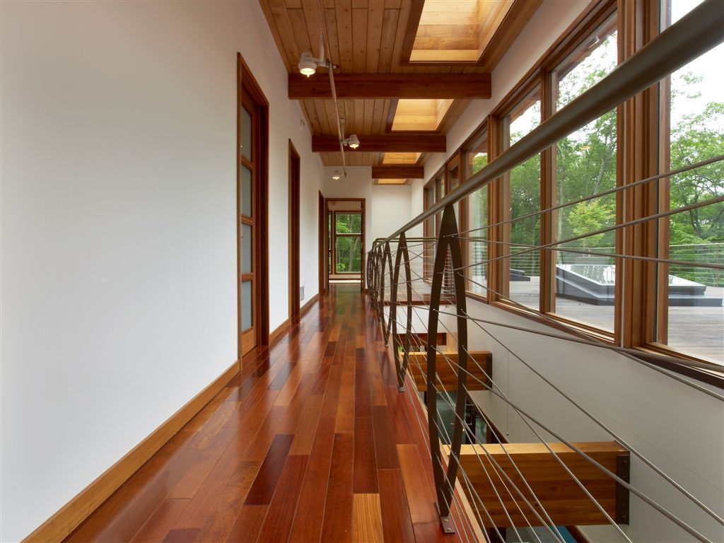 Fractal Construction custom designed hand railing
