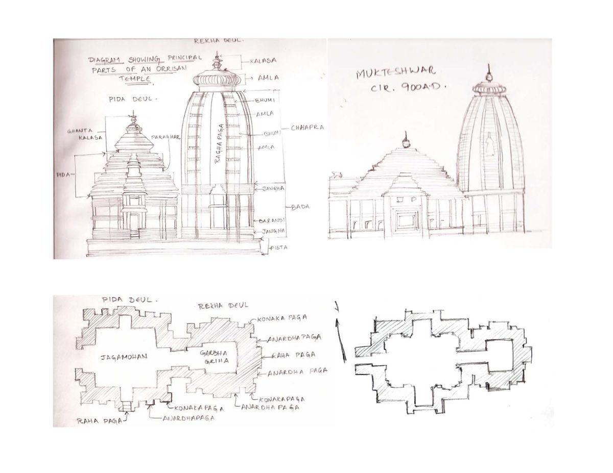 Sketches in Pencil-1
