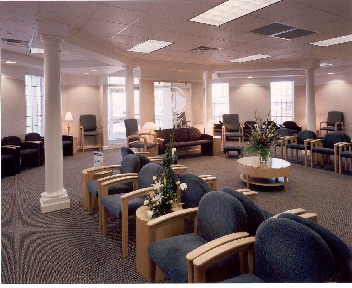 OSMC Medical Office - Lobby