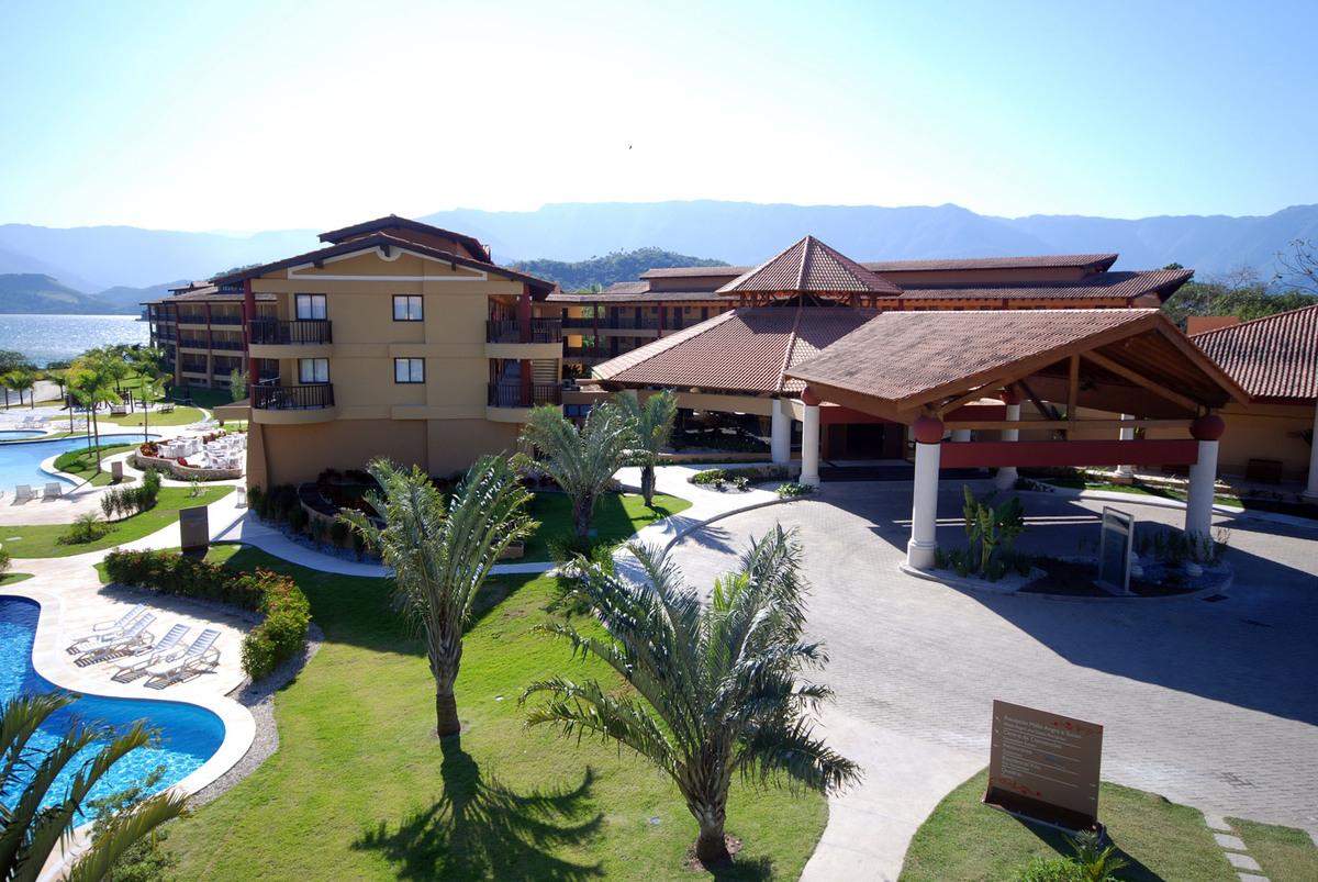 Hotel Birds Eye View