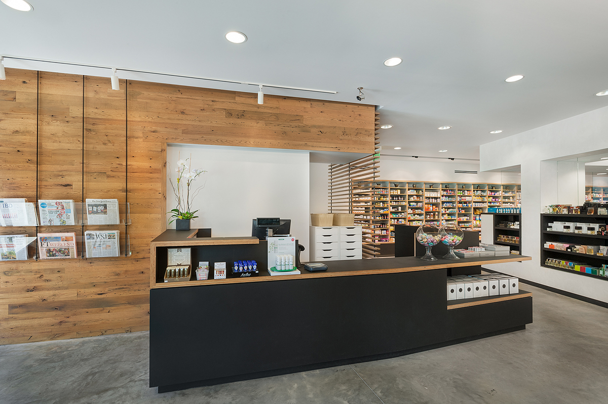 Mills Pharmacy M1 Dtw Archinect