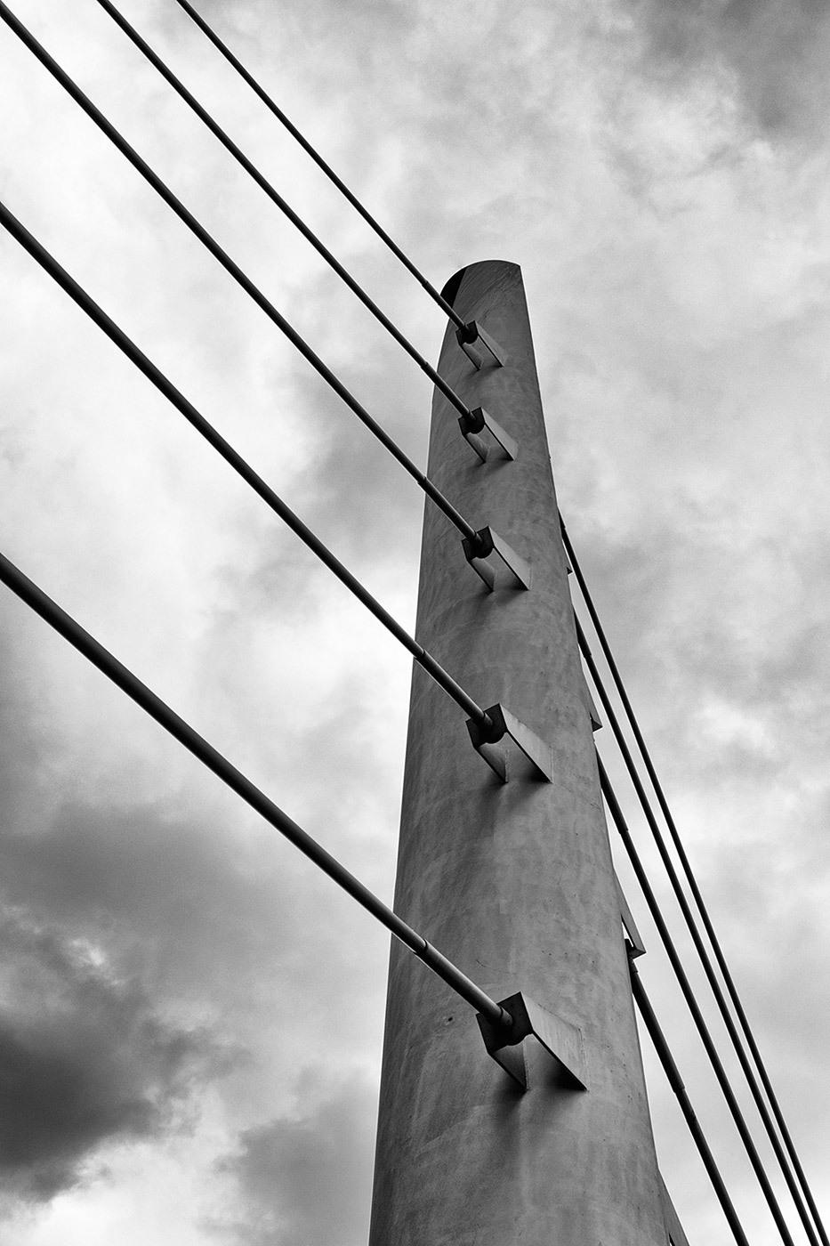 South Quay Footbridge, London. Architect: Wilkinson Eyre. © Edward Neumann / EMCN