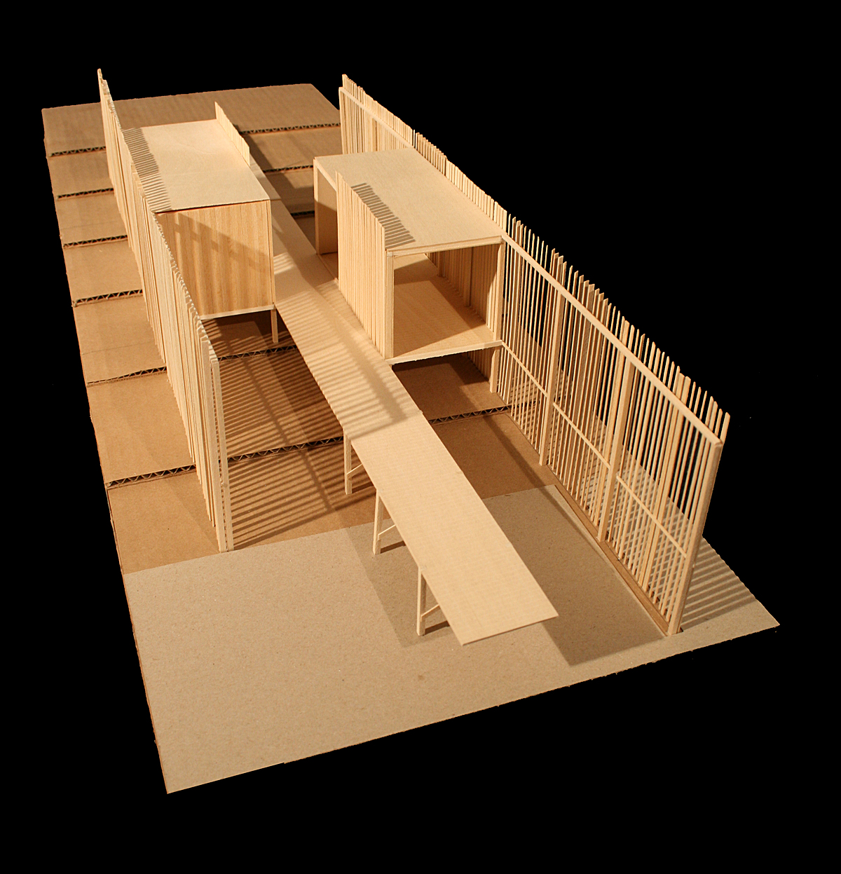 Physical Model 1/4 Scale